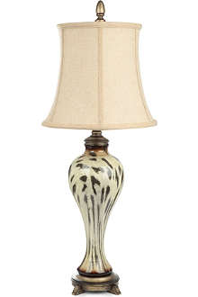 LIGHT SHOP Malawi slim ceramic table lamp