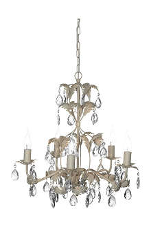 LIGHT SHOP Phoenix five light pendant light