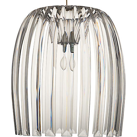 LIGHT SHOP Romeo large pendant light clear (Clear