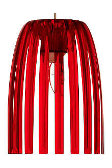 LIGHT SHOP Romeo small pendant light red