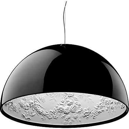 FLOS Flos sky garden pendant light glossy black