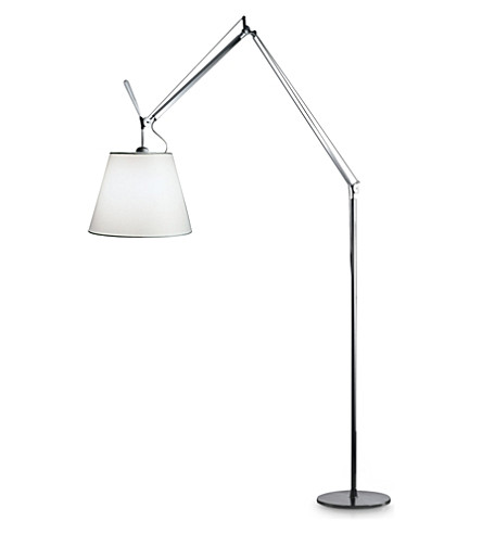 ARTEMIDE Aluminium Tolomeo Mega floor lamp