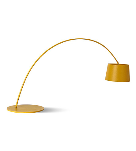 LIGHT SHOP Foscarini Twiggy floor lamp (Giallo