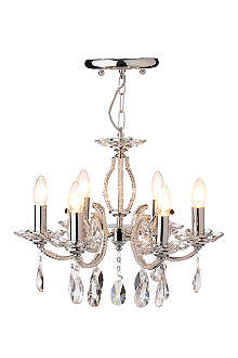 LIGHT SHOP Valencia crystal chandelier