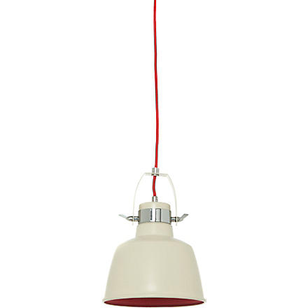 LIGHT SHOP Vintage industrial style pendant light