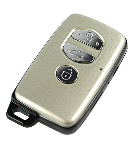 SPYMASTER HD Keyfob Camera (Black