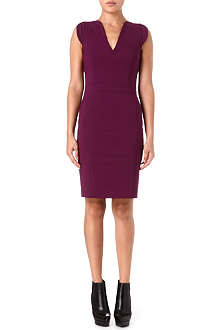 FRENCH CONNECTION Lolo classic stretch-knit dress