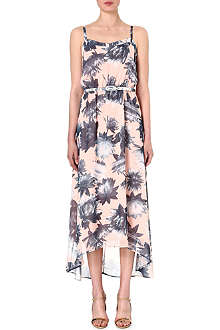 FRENCH CONNECTION Lily floral-print maxi dress
