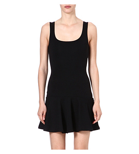 FRENCH CONNECTION Natalia strappy dress (Black