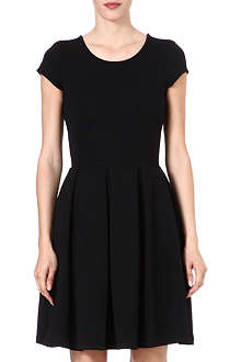 FRENCH CONNECTION Natalia ottoman capped sleeve dress
