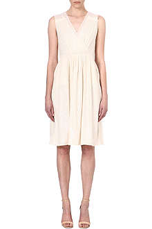 FRENCH CONNECTION Riviera mist sleeveless dress