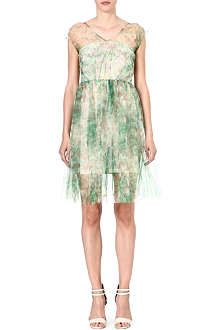 FRENCH CONNECTION Florida bloom dress