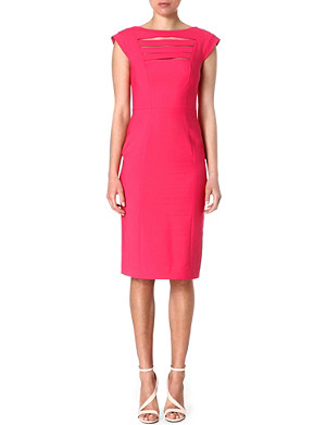 FRENCH CONNECTION Estelle fitted dress