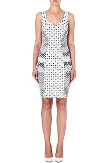 FRENCH CONNECTION Mosaic strappy dress