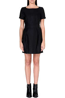 FRENCH CONNECTION Croc Luxe dress