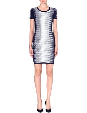 FRENCH CONNECTION Danni degradé dress