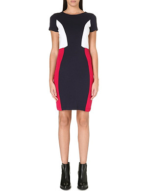 FRENCH CONNECTION Manhattan midi dress