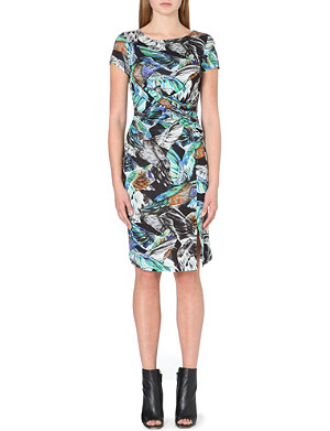 FRENCH CONNECTION Calliope jersey dress