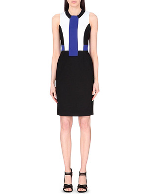 FRENCH CONNECTION Edyta colour-block dress