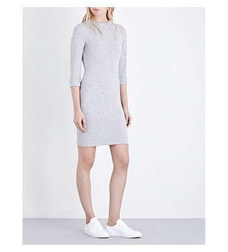 FRENCH CONNECTION Summer Sundan jersey dress (Grey