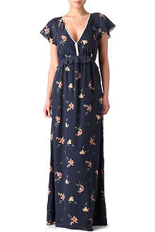 FRENCH CONNECTION Lilly Anna maxi dress
