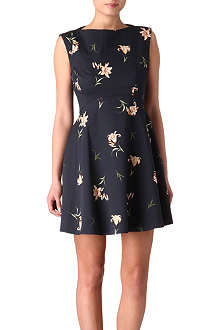 FRENCH CONNECTION Lilly skater dress