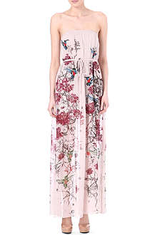 FRENCH CONNECTION Rio embroidered maxi dress