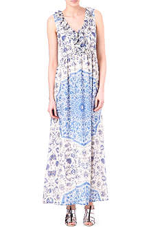 FRENCH CONNECTION Mustique maxi dress