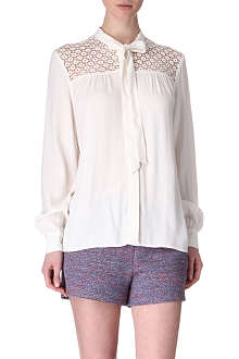 FRENCH CONNECTION Crazy Daisy blouse