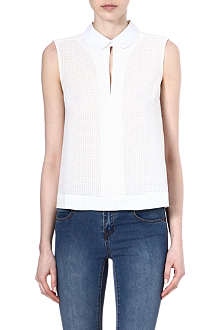 FRENCH CONNECTION Picnic sleeveless top