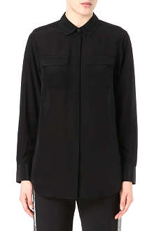 FRENCH CONNECTION Simply silk classic shirt