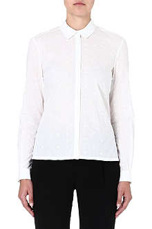 FRENCH CONNECTION Modern cotton shirt
