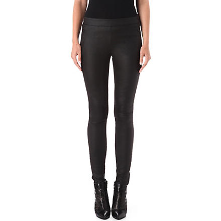 FRENCH CONNECTION Judy Jegs leggings (Black