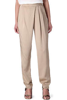 FRENCH CONNECTION Forever Drape trousers