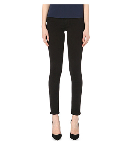 FRENCH CONNECTION Rebound skinny jeans (Black