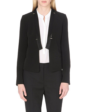 FRENCH CONNECTION Emmeline crepe jacket