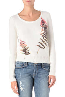 FRENCH CONNECTION Fern knitted jumper