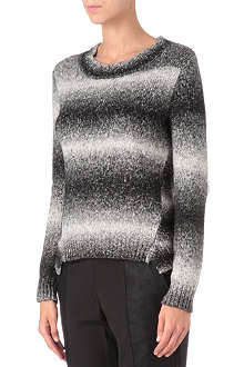 FRENCH CONNECTION Salt and Pepper jumper