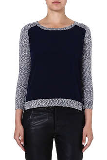 FRENCH CONNECTION Odette knitted jumper