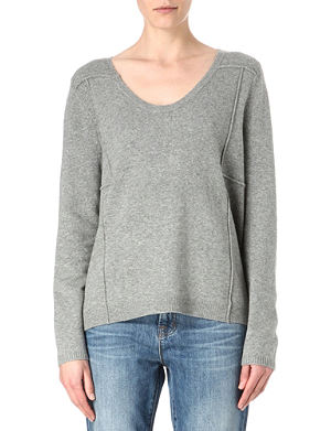 FRENCH CONNECTION Vhari knitted jumper