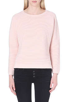 FRENCH CONNECTION Cotton autumn mozart jumper