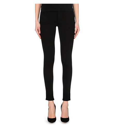 WAREHOUSE Superfit jean (Black