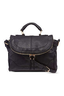 WAREHOUSE Mini zippy satchel