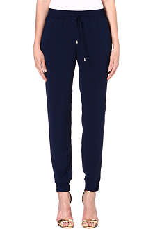 WAREHOUSE Tailored jogging bottoms