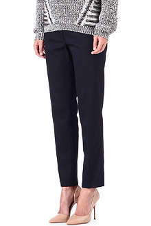 WAREHOUSE Pinstriped trousers