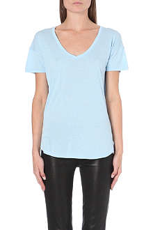 WAREHOUSE V-neck t-shirt