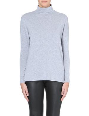 WAREHOUSE Long-sleeved turtleneck jumper