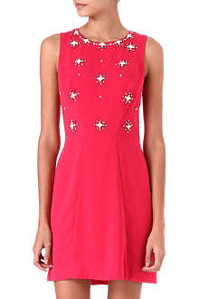 WAREHOUSE Daisy jewel dress