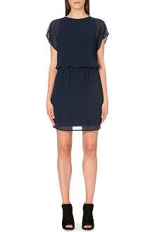 WAREHOUSE Strip back dress