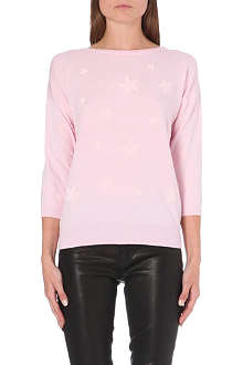 WAREHOUSE Star bead jumper